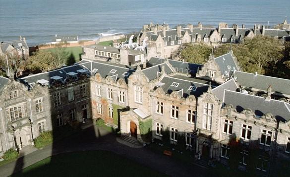 A história do casal teve início em 2001, na Universidade de St. Andrews